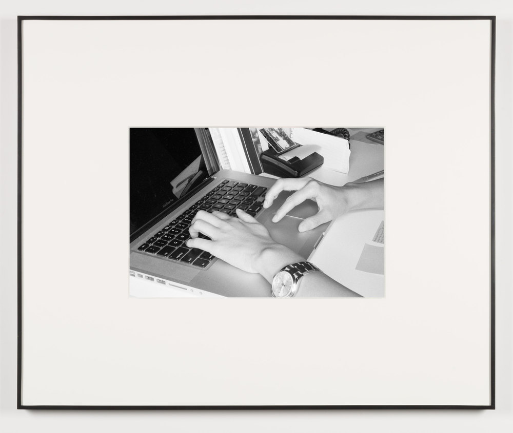 Die Qual der Lust (Los Angeles, California, August 15, 2013)    2014   Black and white digital fiber print  13 1/2 x 20 inches   Selected Bodies of Work, 2014