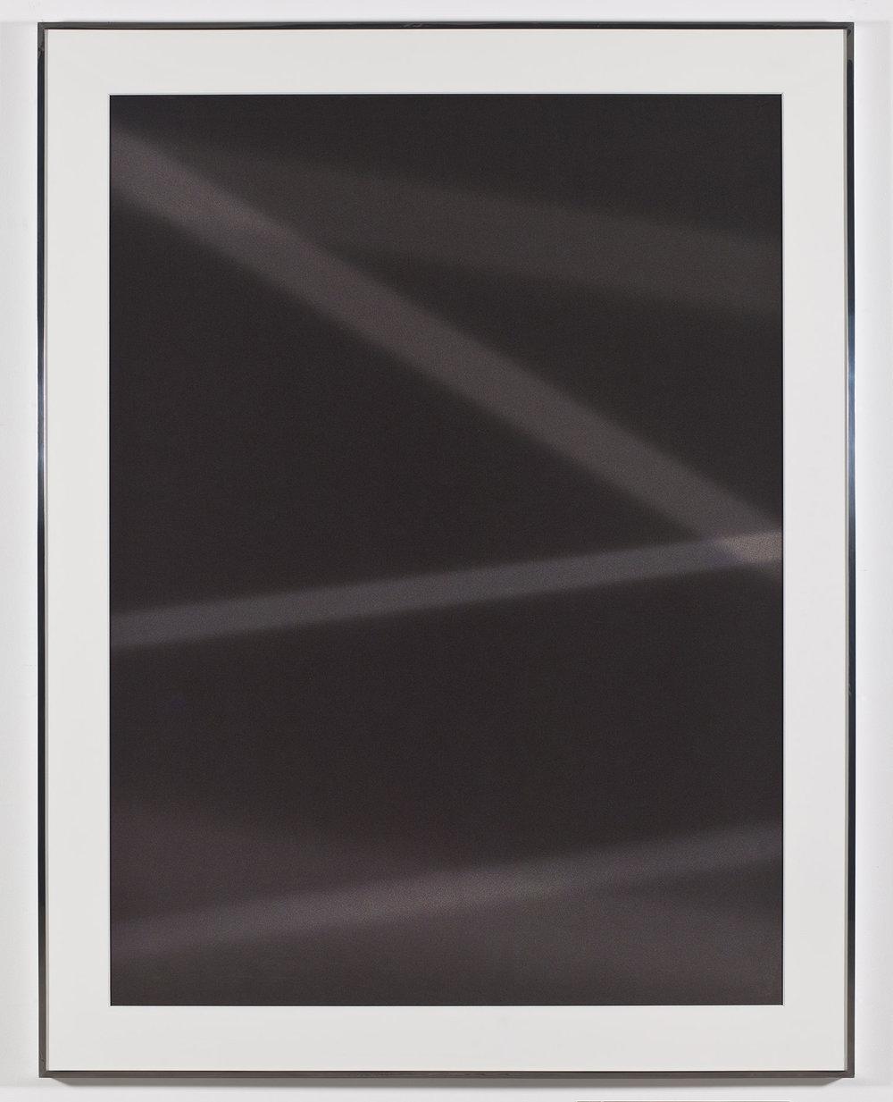 Transparency (Negative) [Kodak Portra 160NC Em. No. 3161: November 28–30, 2010 LAX/MIA MIA/LAX]   2011  Epson Ultrachrome K3 archival ink jet print on Museo Silver Rag Paper  68 x 52 1/4 inches   Transparencies, 2008–2014    Diapositives, 2011