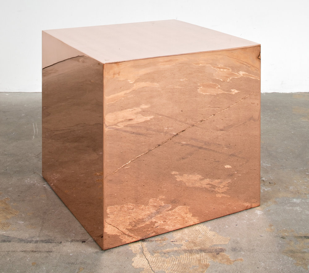 24-inch Copper (FedEx® Large Kraft Box ©2008 FEDEX 330510 REV 6/08 GP), International Priority, Los Angeles–Malmö trk#794379965566, February 2–4, 2011, International Priority, Malmö–Mostolés trk#871976834313, June 10–13, 2011, International Priority, Mostolés–Los Angeles trk#797697675646, November 3–8, 2011 , 2011–