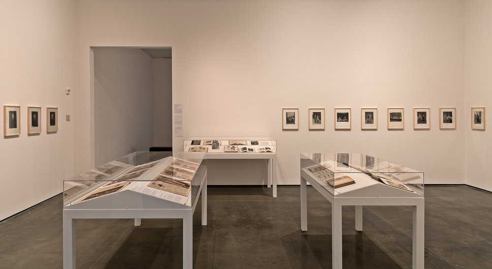 Picture Industry , Hessel Museum, Center for Curatorial Studies, Bard College, Annandale-on-Hudson, NY, 2017.     August Sander, John Heartfield, Fritz Kahn, Ernst Friedrich, Duchenne de Boulogne, David Walsh, Alphonse Bertillon, Francis Galton, and Charles Darwin