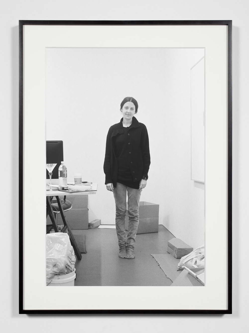 Gallerist, New York, New York, February 28, 2009    2011   Epson Ultrachrome K3 archival ink jet print on Hahnemühle Photo Rag paper  36 3/8 x 26 3/8 inches   Industrial Portraits, 2008–