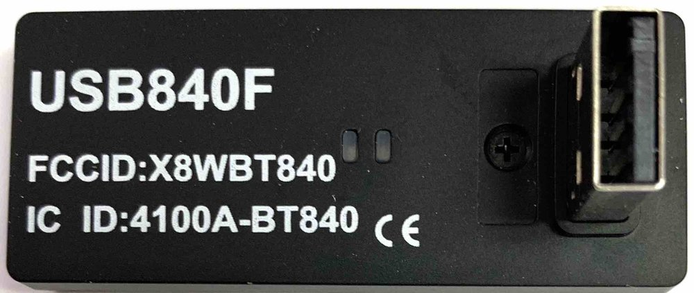 USB840F, Bluetooth 5 0, Thread, Zigbee USB Dongle — Fanstel