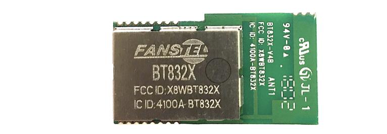 BT832X, the longest range Bluetooth 5 module — Fanstel