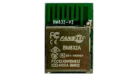 BM832A, nRF52810 BLE 5 module — Fanstel