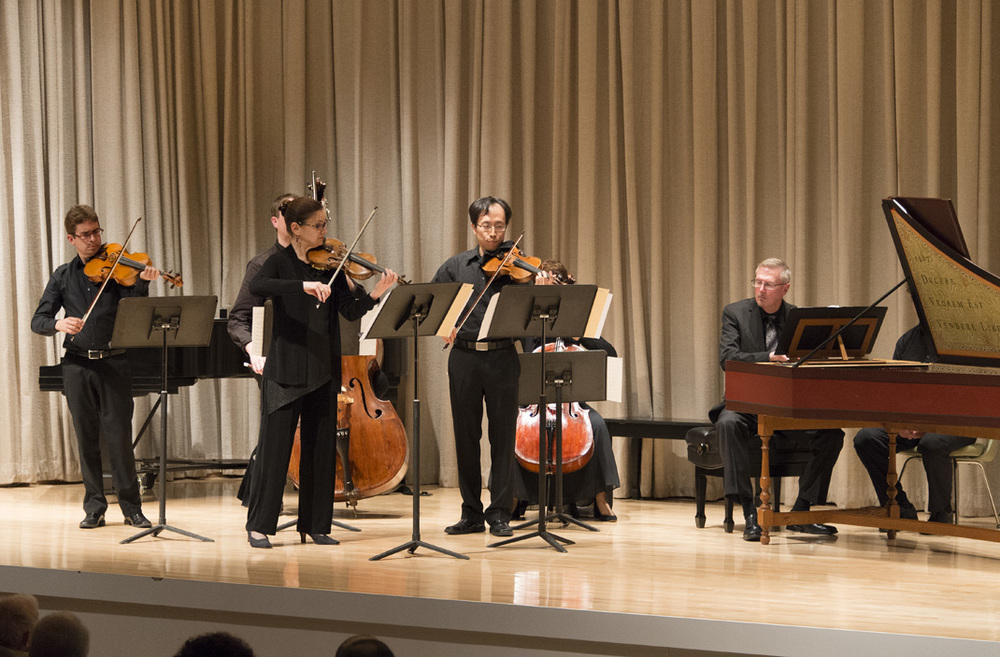 Inaugural Concert, Albright-Knox Art Gallery, October 1, 2015 Photo by Tom Loonan