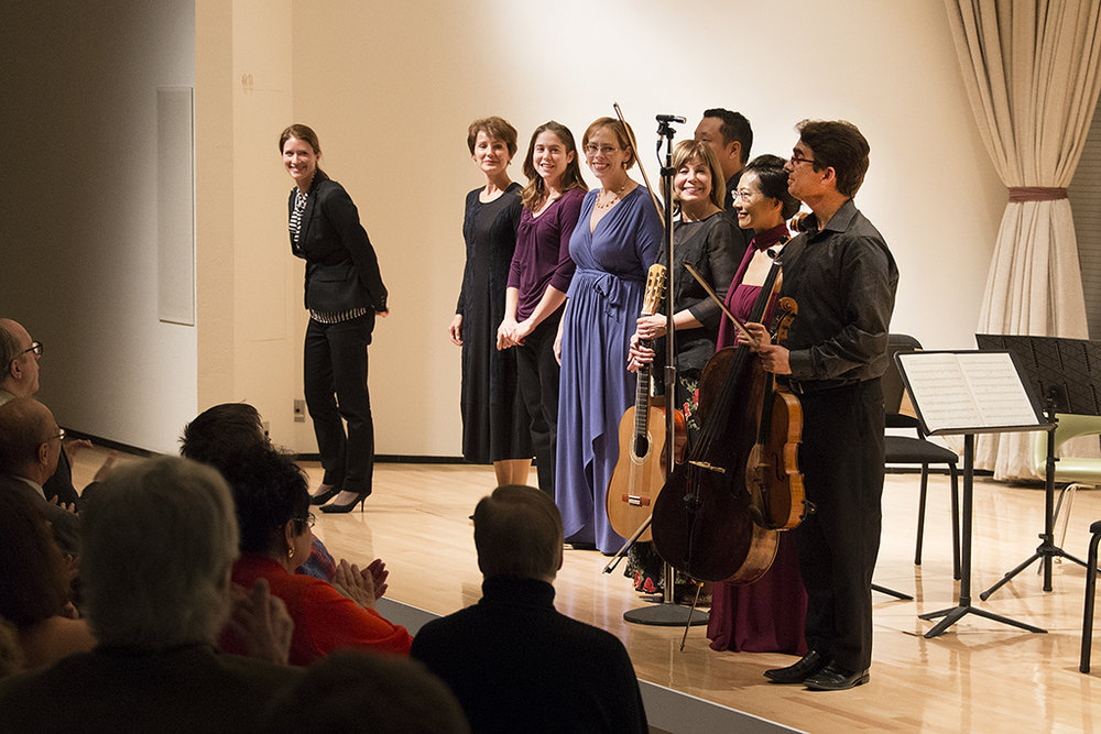 Opening Concert with JoAnn Falletta, Albright-Knox Art Gallery, October 13, 2016 Photo by Tom Loonan