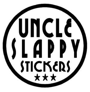 Uncle Slappy Stickers
