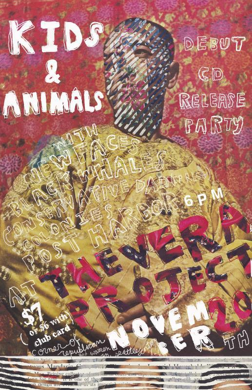 Kids and Animals CD release by Travis.jpg