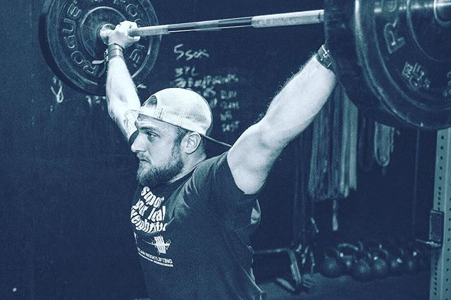 ⚡️Olympic Weightlifting Class With @thatoneguythadd Tonight @ 7pm After 6pm CrossFit Class! Let's Get Stronger Together 💯 #CultivateFitness #StrengthIsForEveryone