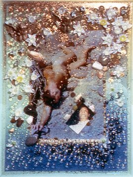 Michael Borosky.  Queer Narcissus . 2001. Courtesy of the artist and Visual Aids.