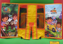 Dora and Diego Castle Jumper.jpg