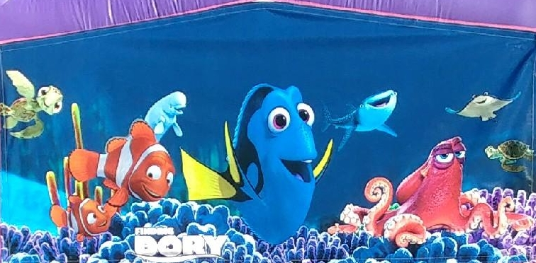 13x13 2in1 Finding Dory Pink Castle.jpg