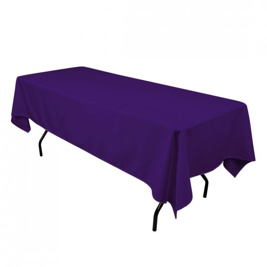 60x102 Rectangular Purple Tablecloth.jpg