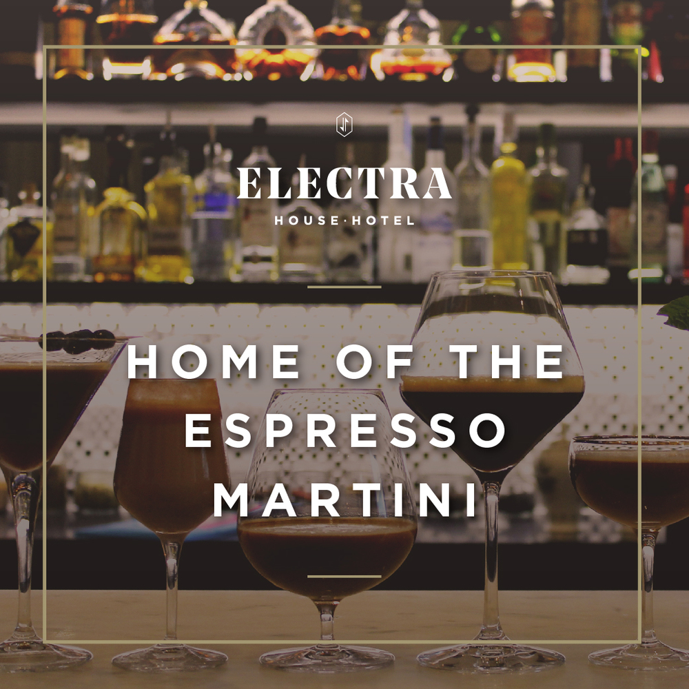click here to view our Espresso Martini menu