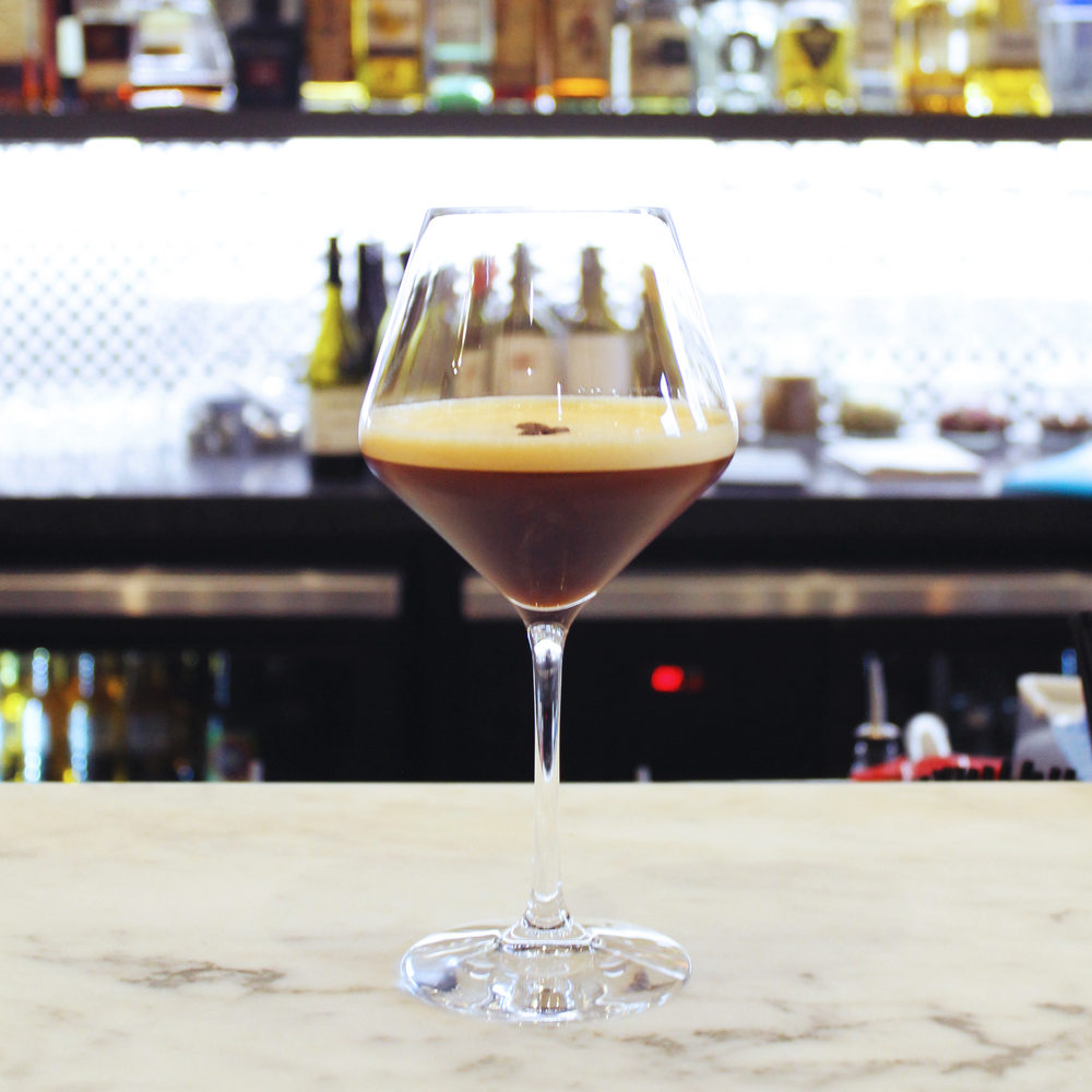 ELECTRA HOUSE ORIGINAL $18 Lets be honest; every bartender will say their espresso martini is 'the best in town,' here at Electra, we don't like the small talk... You be the judge.