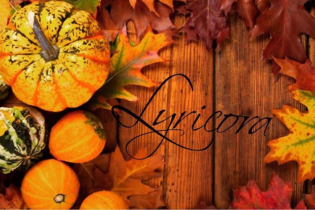 Wishing you and your family a great merry and happy thanksgiving from Lyricora! May this time be well spent thanking God for the blessings of family! #thanksgiving #beblessed #thankful
