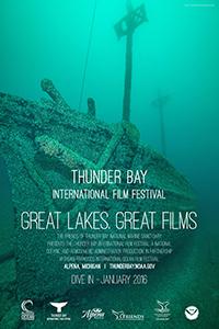 The 2016 Thunder Bay International Film Festival is January 27 - 31 in Alpena, MI.