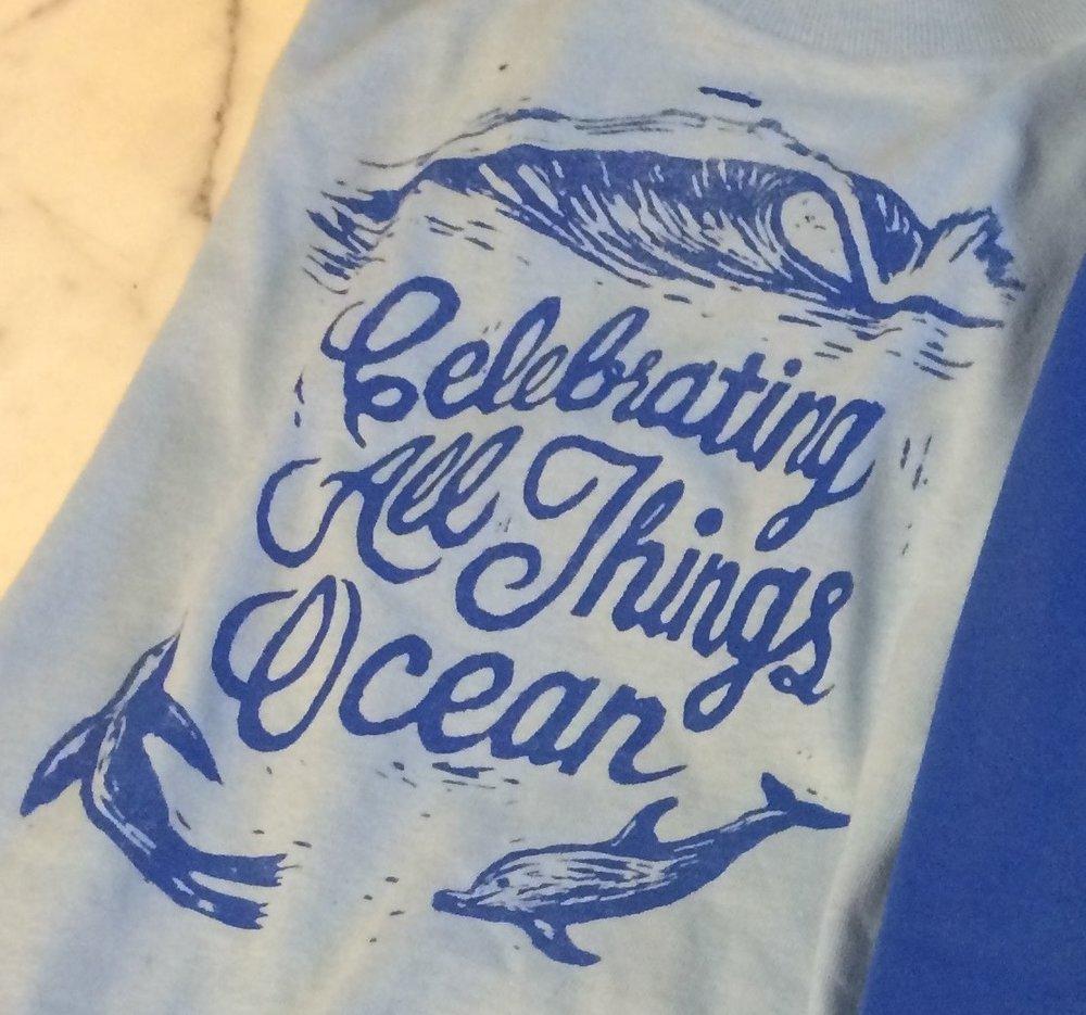 Jon's winning t-shirt design for the 2017 IOFF.