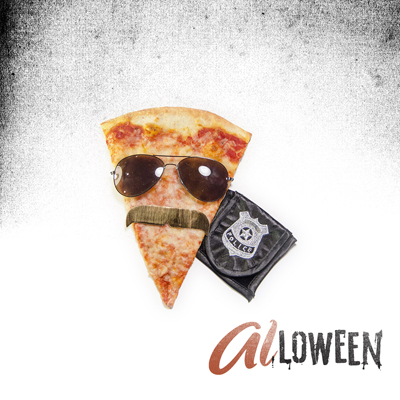 You have the right to remain cheesy… Happy #ALLOWEEN everyone! 🚨