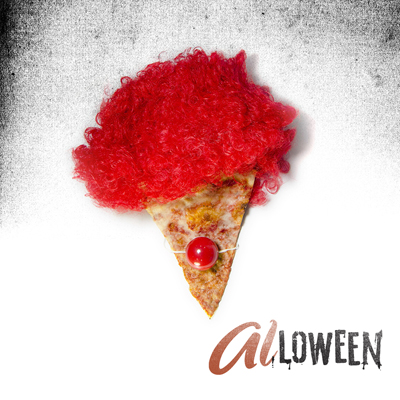 There is only one day left until #ALLOWEEN and we're not clowning around.