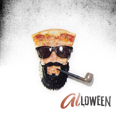 This slice thought about dressing up for #ALLOWEEN in just four days, but that's too mainstream…