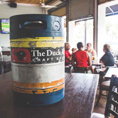 Duck-Rabbit Craft Brewery (Farmville, NC)