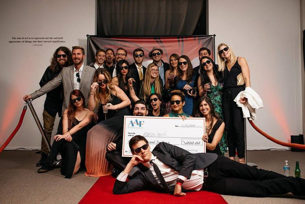 Adjective & Co. // 2015 AAF Jacksonville ADDY Awards Gala