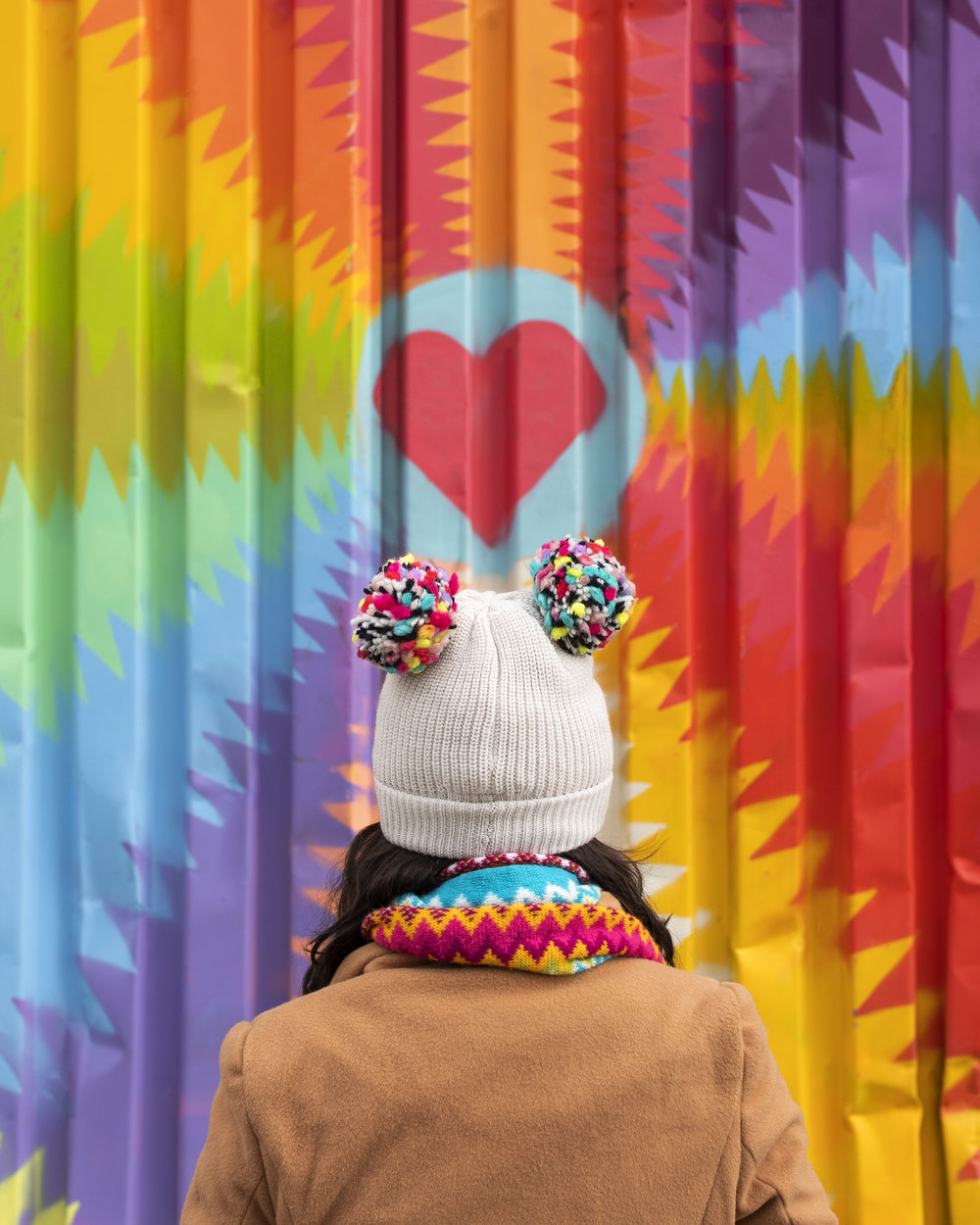 Betsey Johnson Gumball Hat - Jimmy Larkin