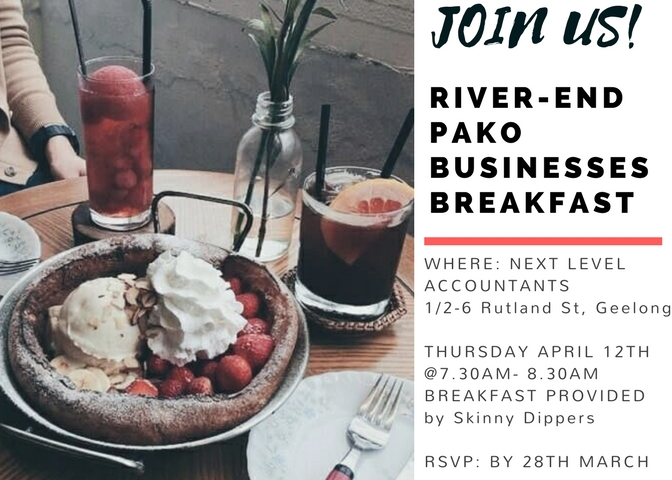 WHERE_ NEXT LEVEL ACCOUNTANTS1%2F2-6 Rutland St, Geelong THURSDAY APRIL 12TH @7.30AM- 8.30AMBREAKFAST PROVIDED by Skinny Dippers RSVP_ BY 28TH MARCH.jpg