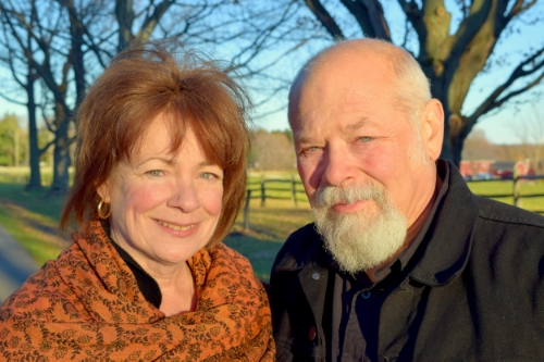Mary and Jim Emser are founders of Step Into Freedom, a Restoring the Foundations ministry team in Buffalo, NY.