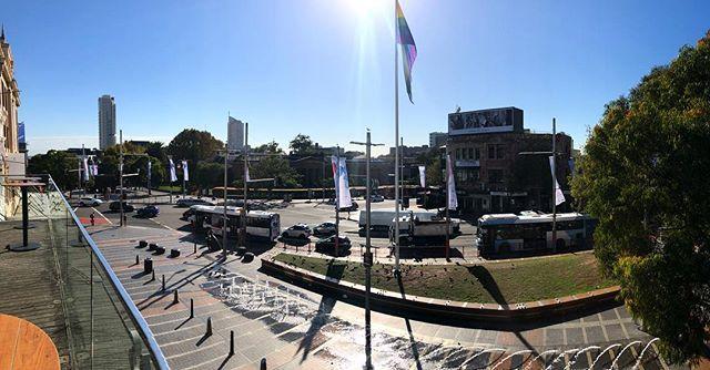 Sydney turning it up!#middlebar #middlebarsyd #taylorsquare #sydneybars