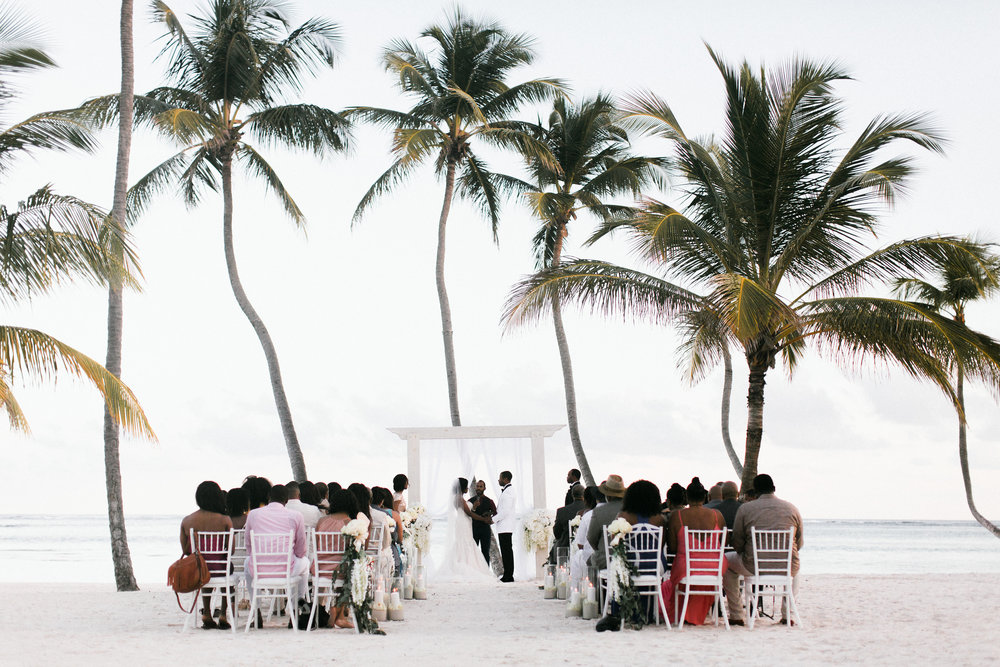 CM Events, Elevated Destination Weddings | Playa Blanca, Punta Cana Resort and Club