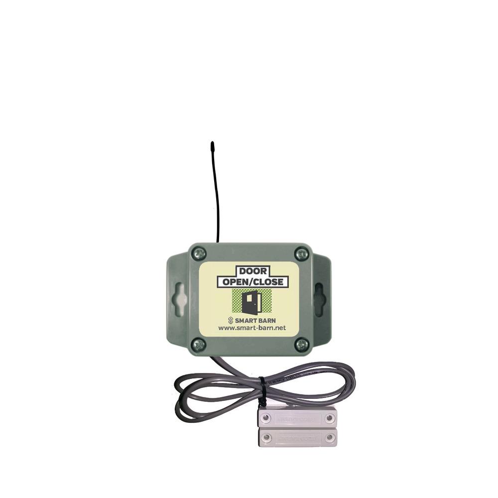 Wireless Door Sensor  sc 1 st  Smart Barn & Wireless Door Sensor \u2014 Smart Barn Wireless Monitoring and Alarm System