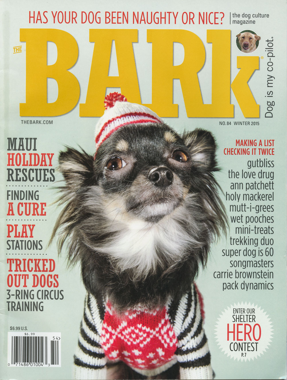 Bark Winter 2015