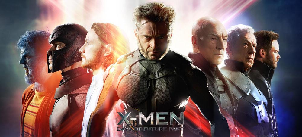 X-men: Days of Future Past *影片介紹 (請按圖聯結影片)