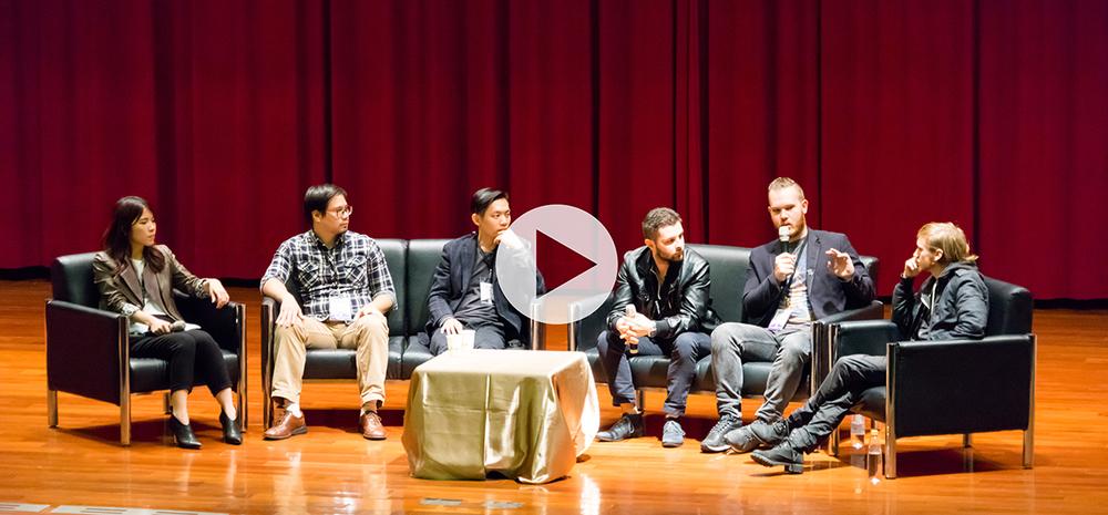 LiK:MeetUP Workshop 2015: Featuring Jonas De Ro, Wojtek Fus &Darek Zabrocki