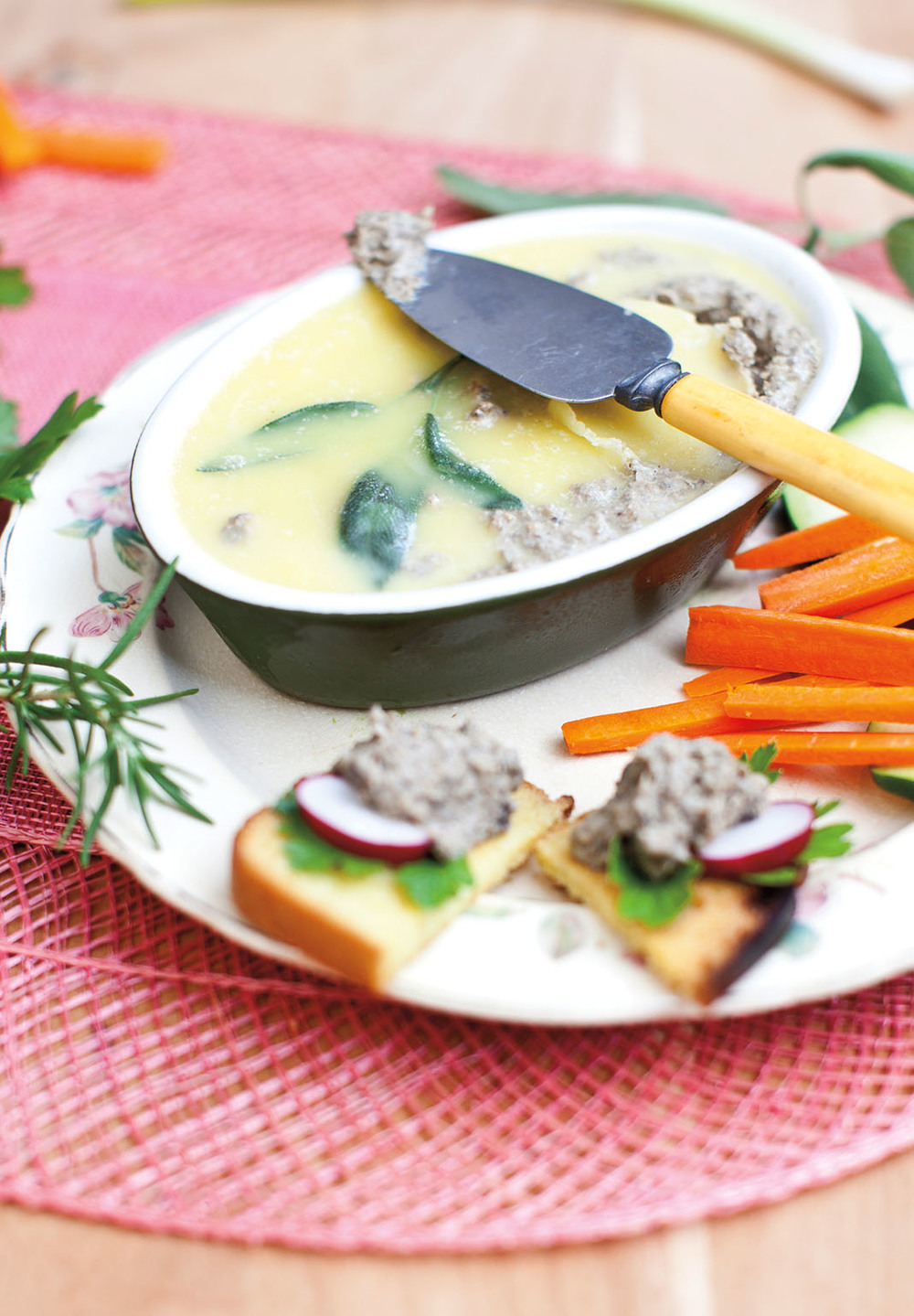 Liver Pate, The Heal Your Gut Cookbook