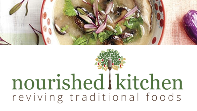 NOURISHED KITCHENS BLOG