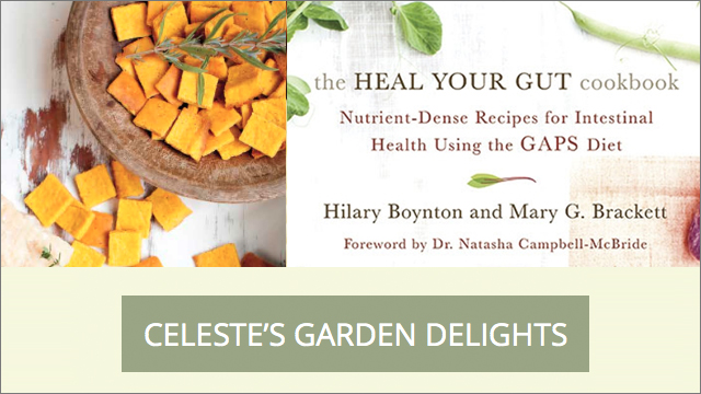 CELESTE'S GARDEN DELIGHTS REVIEW