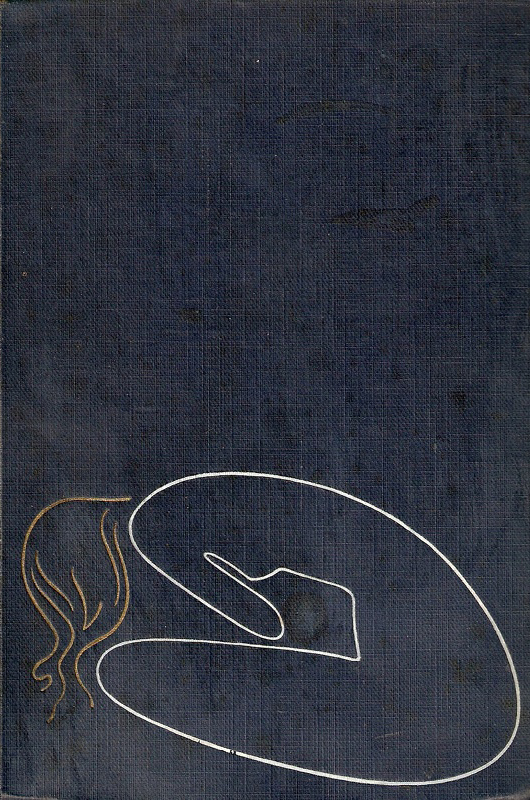 Emanuel Frinta's cover for a 1931 Czech edition of Love's Pilgrimage