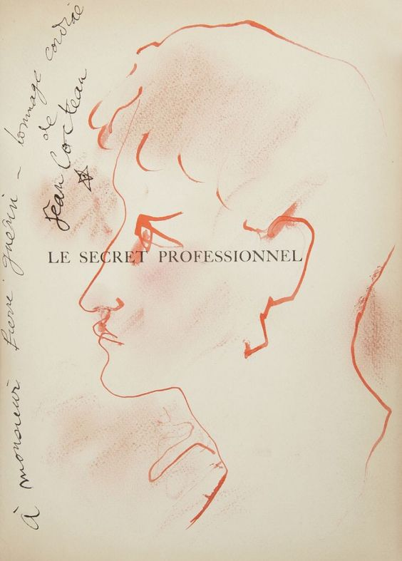 Jean Cocteau, 1943