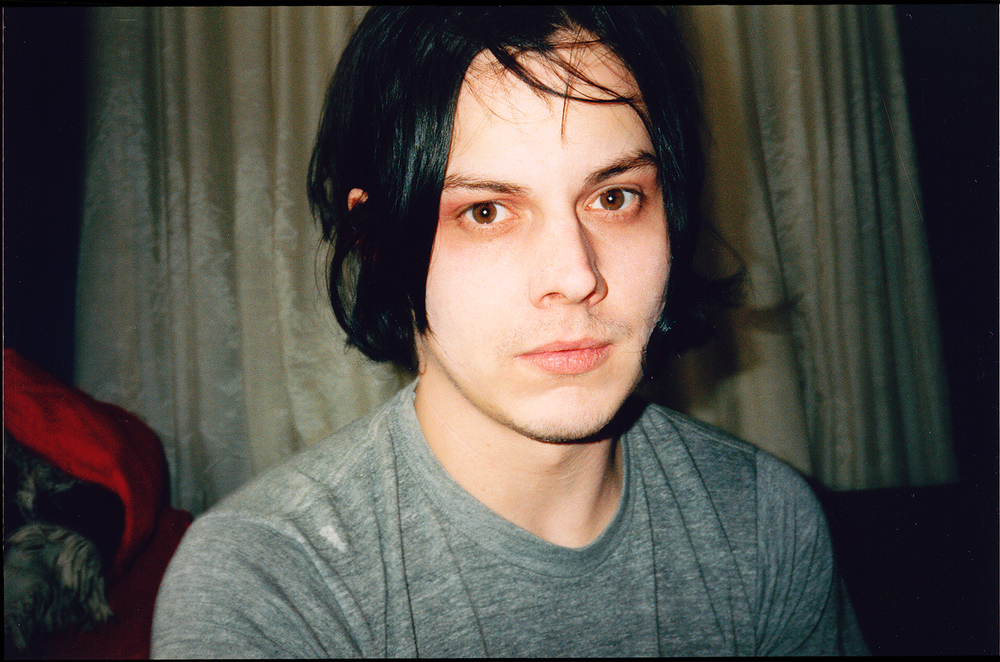 Jack White by David James Swanson