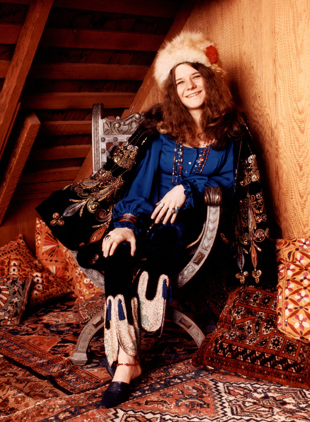 Janis Joplin, San Francisco 1968 Photo ©Baron Wolman / Iconic Images