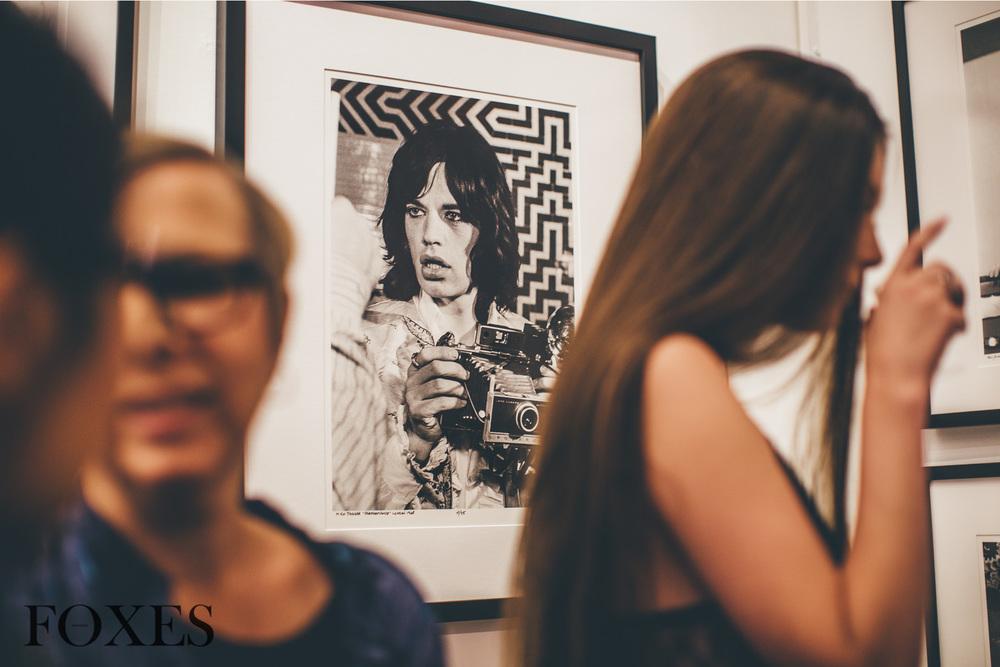 Mick Jagger by Baron Wolman