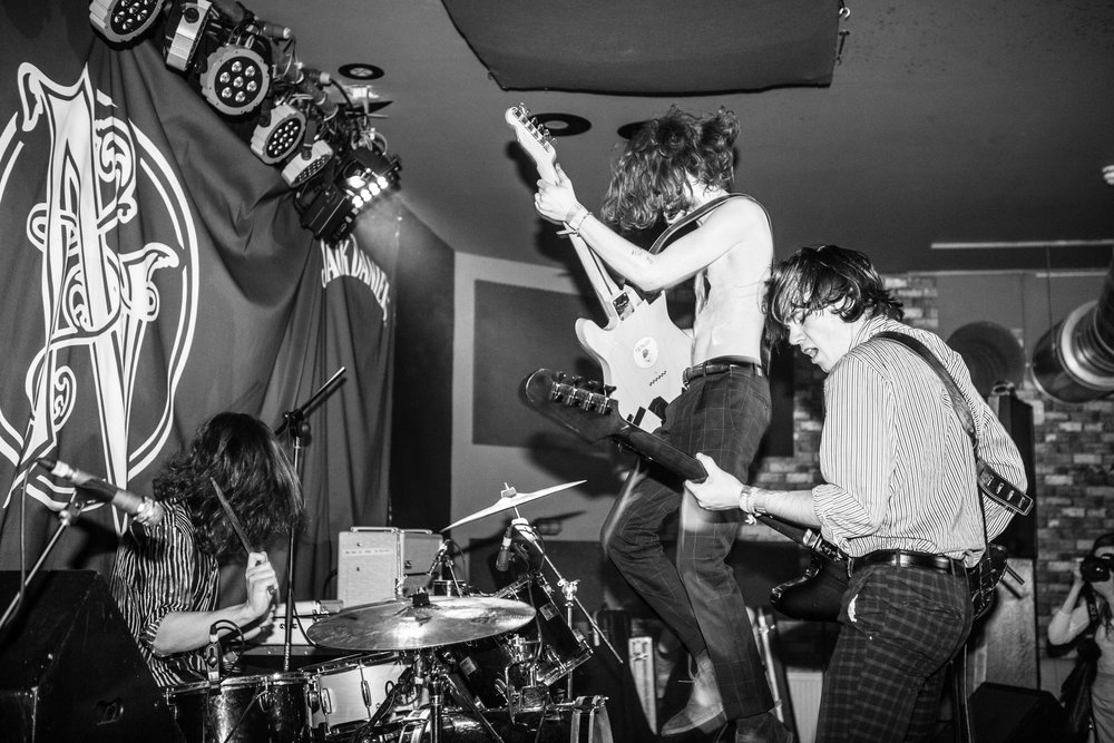 THE BLINDERS  shot by  BEN MCQUAIDE