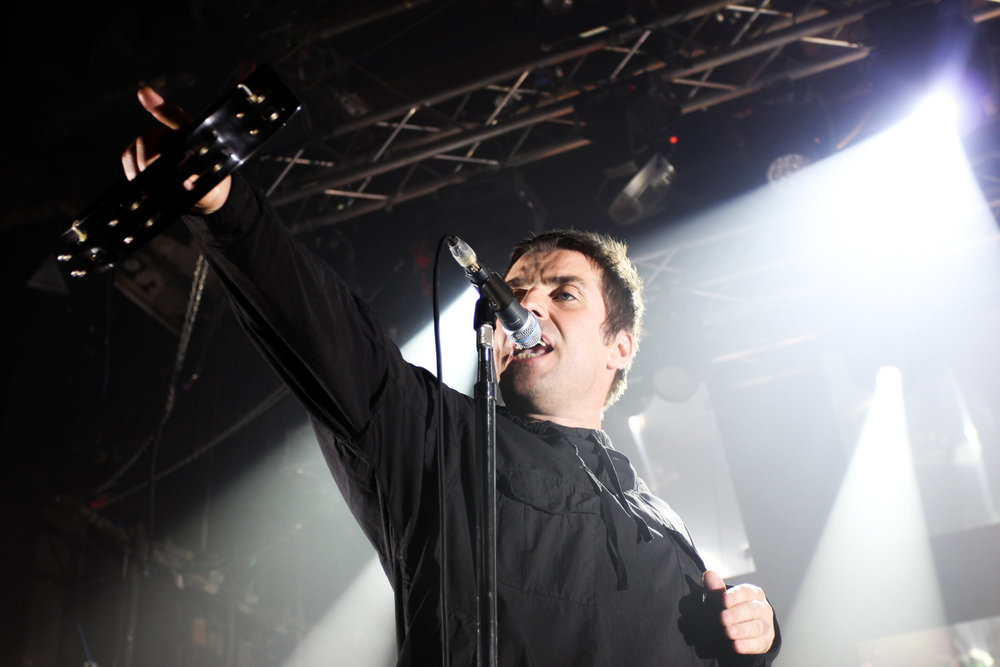 LIAM GALLAGHER@ ELECTRIC BRIXTON -