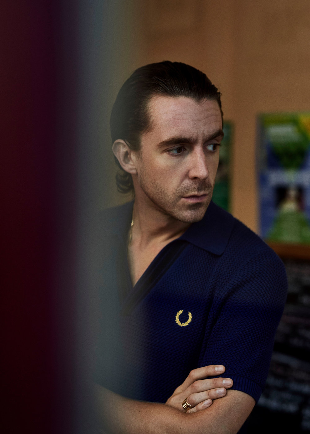 FRED PERRY X MILES KANE -