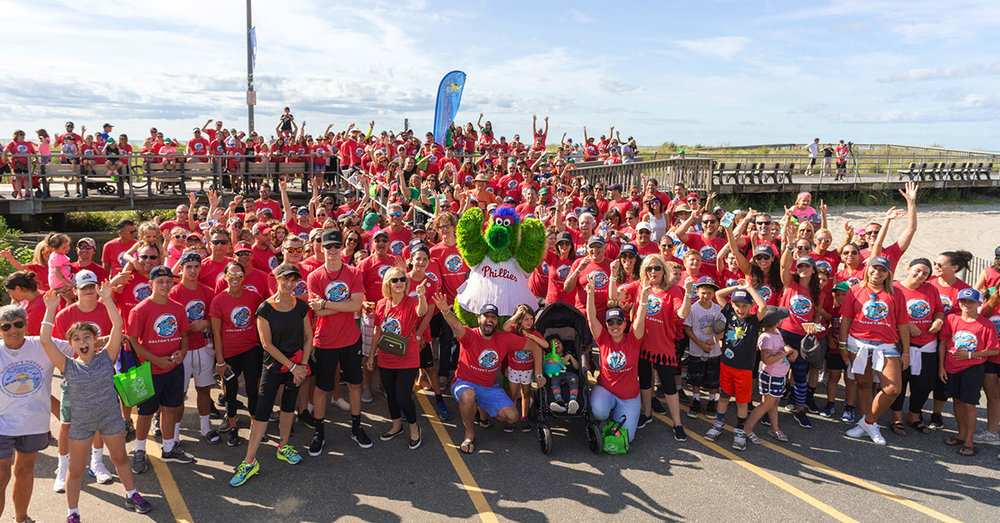 2018 Holton's Heroes Walk - Hundreds of walkers raised awareness and funds for pediatric brain injury survivors at last year's 3rd annual Walk/Roll for Pediatric Brain Injuries.
