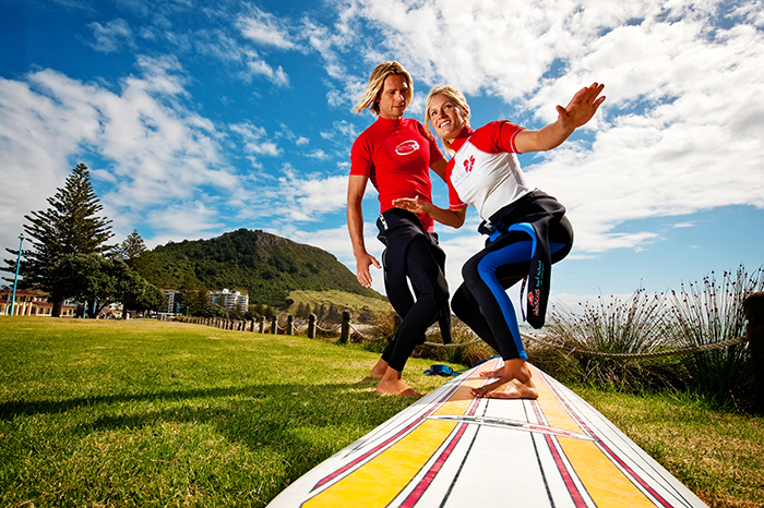 Image with thanks to Hibiscus Surf School, Mount Maunganui's best surf instructors