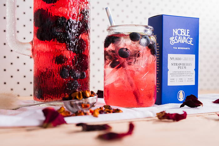 Much of the Noble & Savage range is equally gorgeous as iced tea